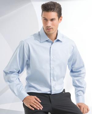 Calvin Klein Men's Long Sleeves Stretch Shirt