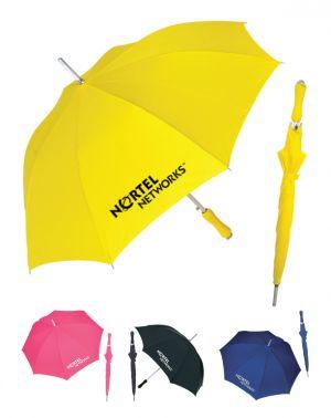 Bright Coloured Executive Umbrella