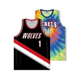 Crewneck Dry-Flex Sublimated Basketball Jersey