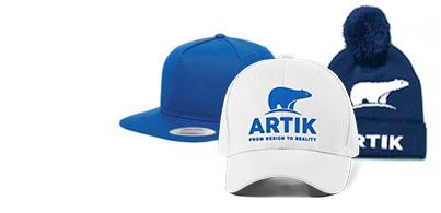 Custom Hats and Headwear
