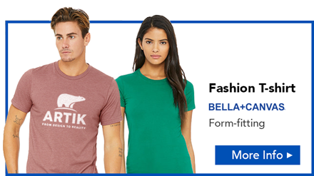 Fashion Fitted Bella T-Shirt