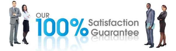 100% Satisfaction | Banner | Artik
