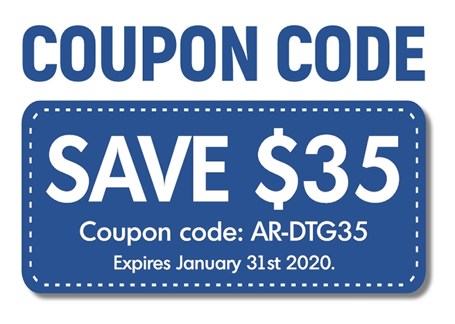 $35 off Coupon
