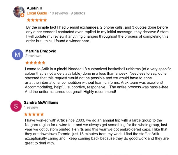 Read More Google Reviews
