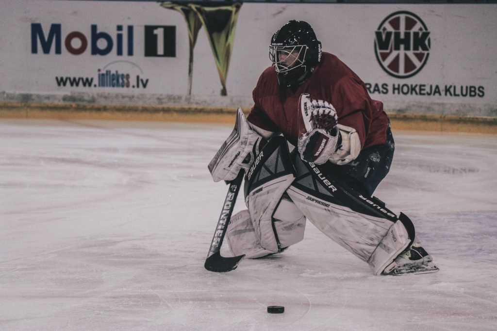 Hockey uniform design tips