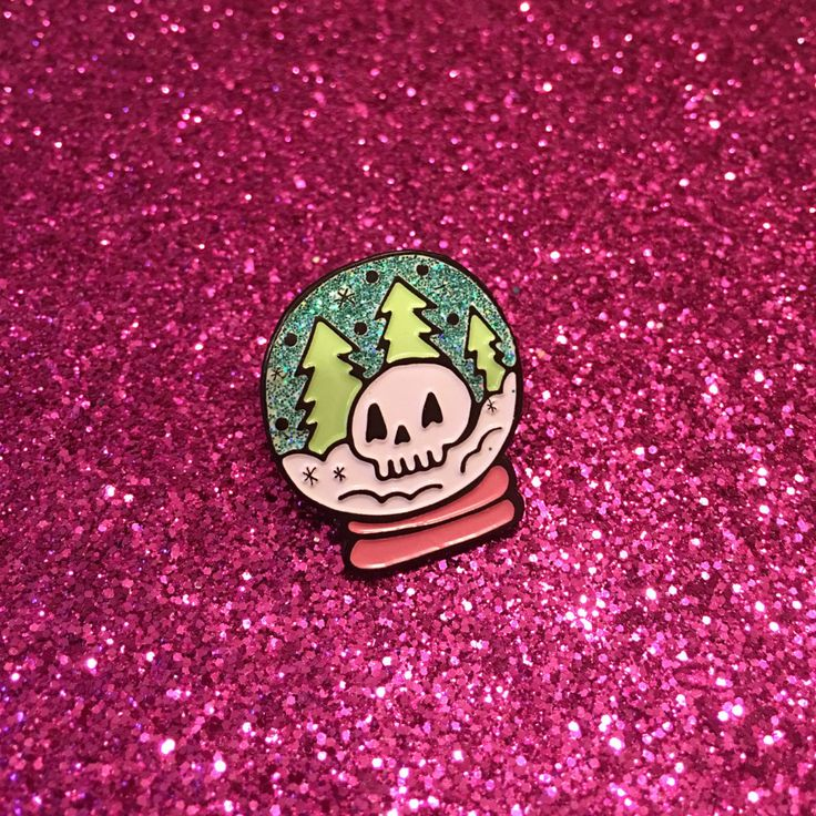 Have Fun With Lapel Pins! Add Sparkles, Chains, Hinges And A Spooky Glow |  The Artik Toronto Blog