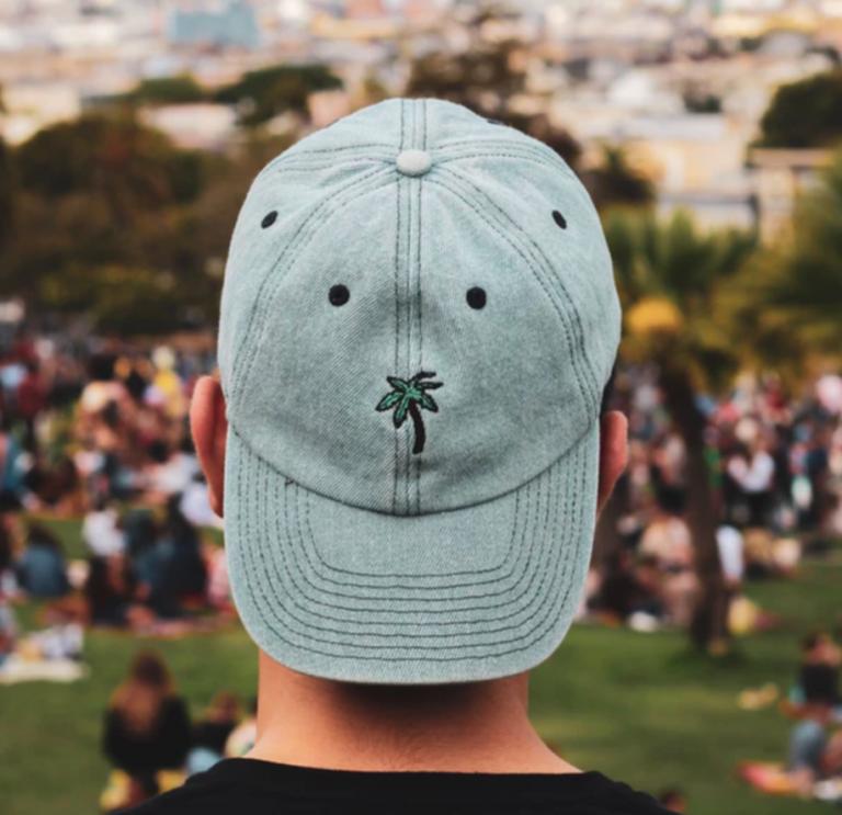 Custom Embroidered Baseball Caps in Toronto