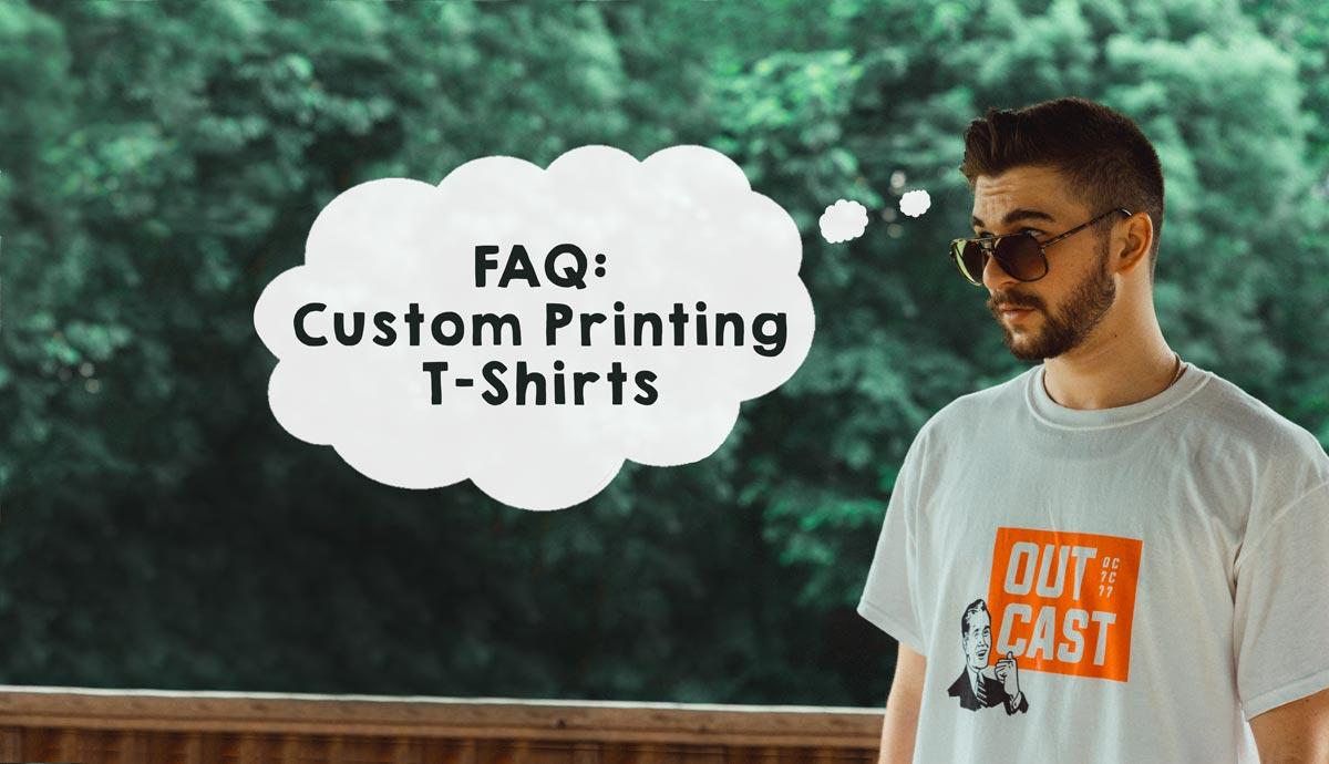 Faq Custom Screen Printed T Shirts The Artik Toronto Blog