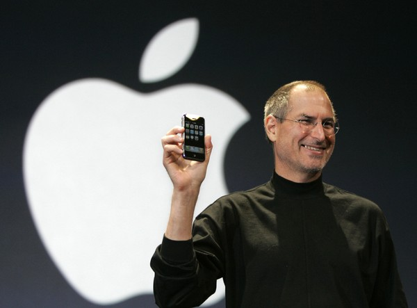 Apple defined brand coolness in 2007 with Steve Jobs and the iPhone
