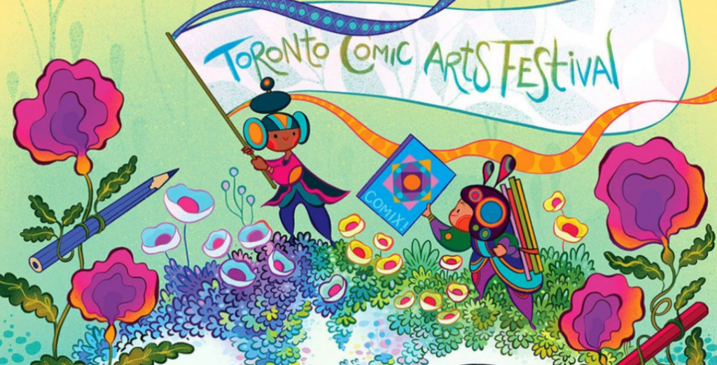 Toronto Comic Arts Festival TCAF 2019