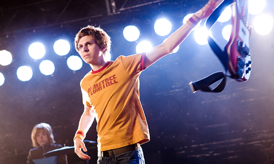 Band T-Shirt for Plumtree and Sex Bob-Bomb, the band in Scott Pilgrim vs the World