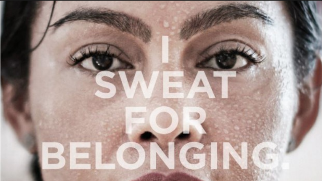 Sweat for Good Toronto Gym campaign