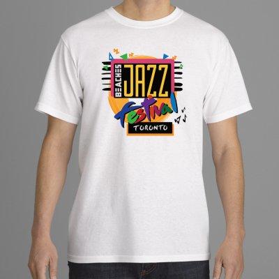 Custom Beaches Jazz Festival Shirt