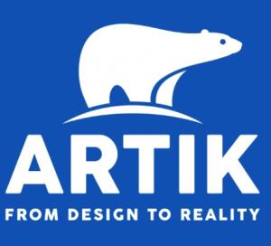 Artik Logo with polar bear