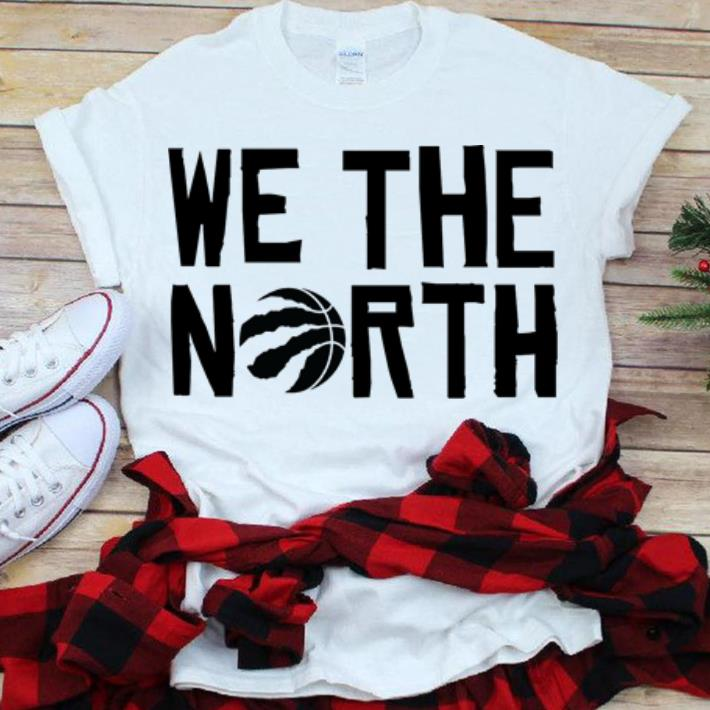 We the North Custom T-Shirt for the Toronto Raptors