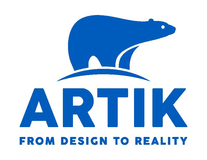 The logo for Artik Canada