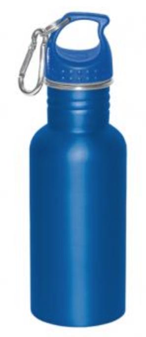 Custom printed water bottles in glass, plastic and metal at Artik Toronto