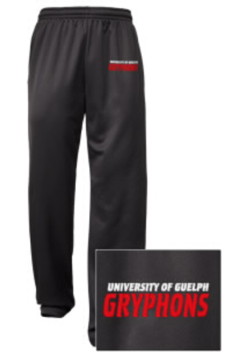 Guelph Gryphons University Sweatpants Custom Embroidered