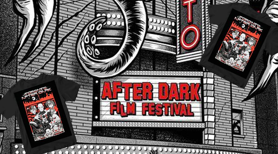 After Dark Festival-Toronto-Custom-Tees