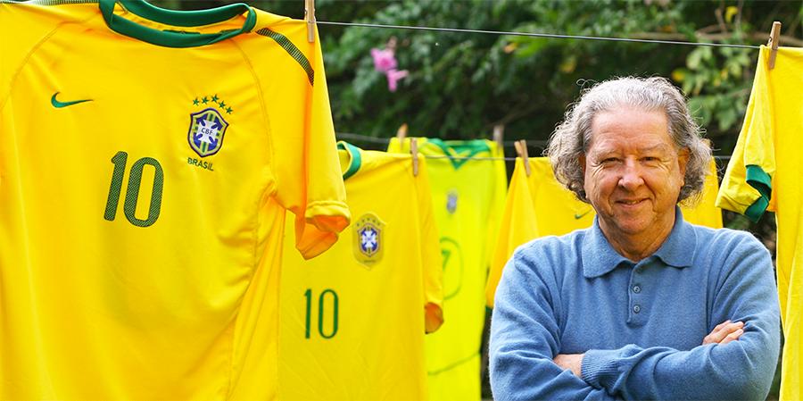 Soccer Jersey Designer Aldyr Garcia Schlee